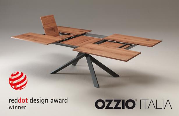 Reddot Design Award 4x4 Ozzio Italia