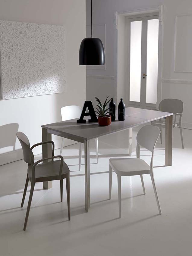 Tavoli Da Pranzo Allungabili Moderni. Affordable Tavoli Da Pranzo ...