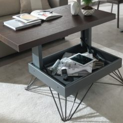 Tavolino Elevabile Radius Ozzio Italia