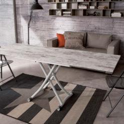 Tavolino Trasformabile Sydneylong Ozzio Italia