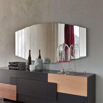 Specchio Stripes Cattelan Italia