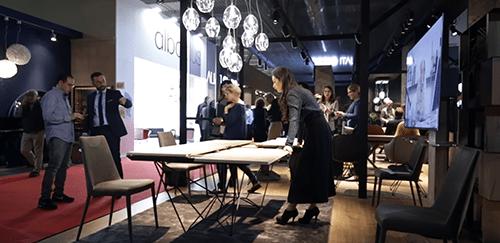 Salone del Mobile 2017 | Ozzio Italia
