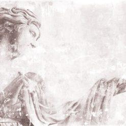 Carta da Parati White Angel London Art