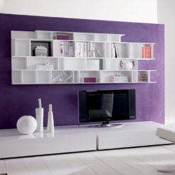 Libreria Modulare Byblos Ozzio Italia 01
