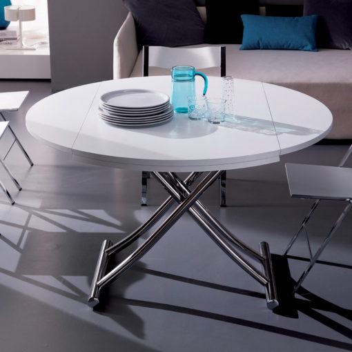 Tavolino Trasformabile Globe Ozzio Italia