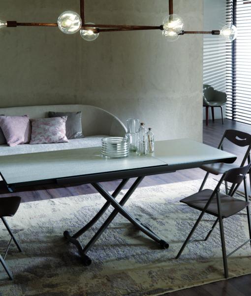 Tavolino Trasformabile Icaro Ozzio Italia 5