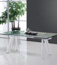 Tavolo Allungabile Cristallo Luxury Easyline