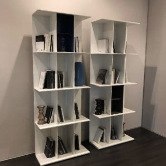 Libreria Division Bianca – Calligaris