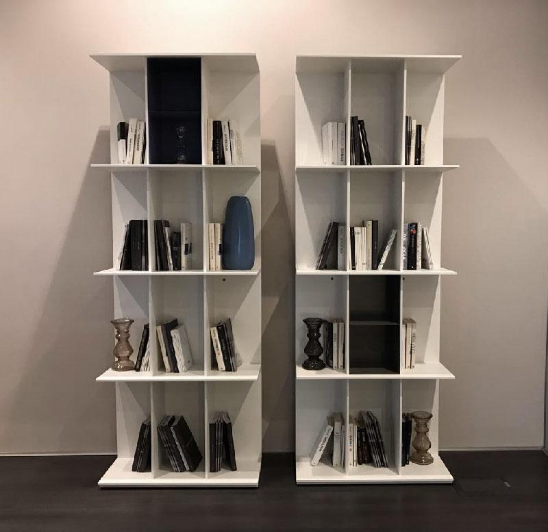 Libreria Division Bianca