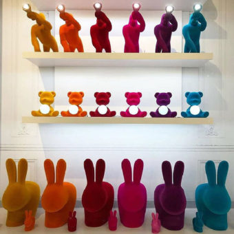 Fermalibri Rabbit XS – Qeeboo