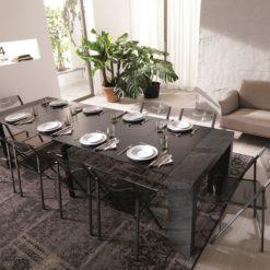 Consolle Allungabile Glass Ozzio Italia