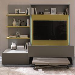 Porta Tv Smart Living Ozzio Italia