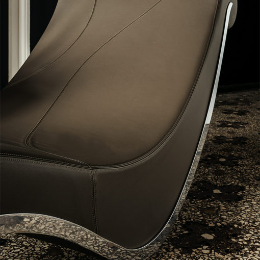 Chaiselongue Sylvester Cattelan Italia