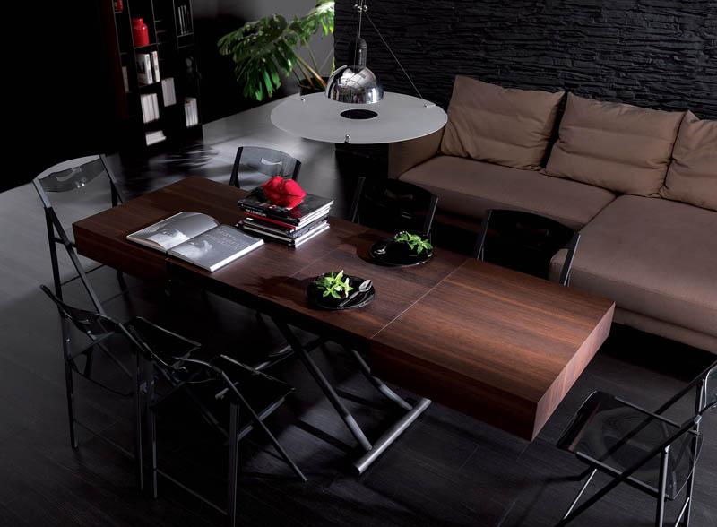 Tavolino trasformabile Ozzio