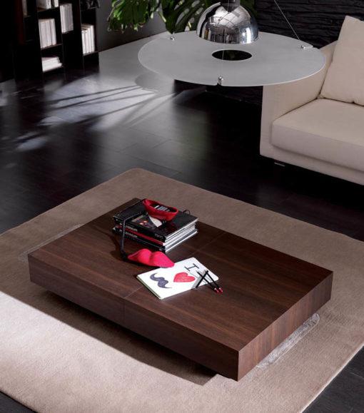 Tavolino Trasformabile Box Termotrattato