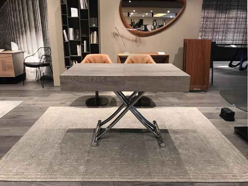 Tavolino Trasformabile Magnum Cenere
