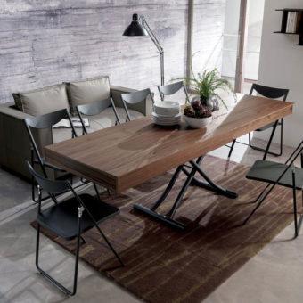 Tavolino Trasformabile Newood – Ozzio Italia