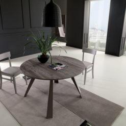 Tavoli rotondi allungabili di design: acquistali on-line