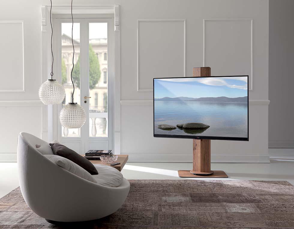 Porta Tv Uno Ozzio Italia – Pozzoli Living & Moving