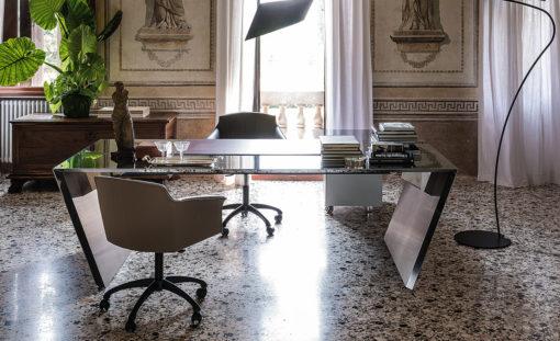 Scrivania Vega Cattelan Italia