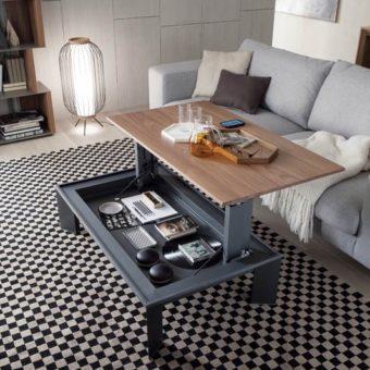 Tavolino Elevabile Metrino – Ozzio Italia