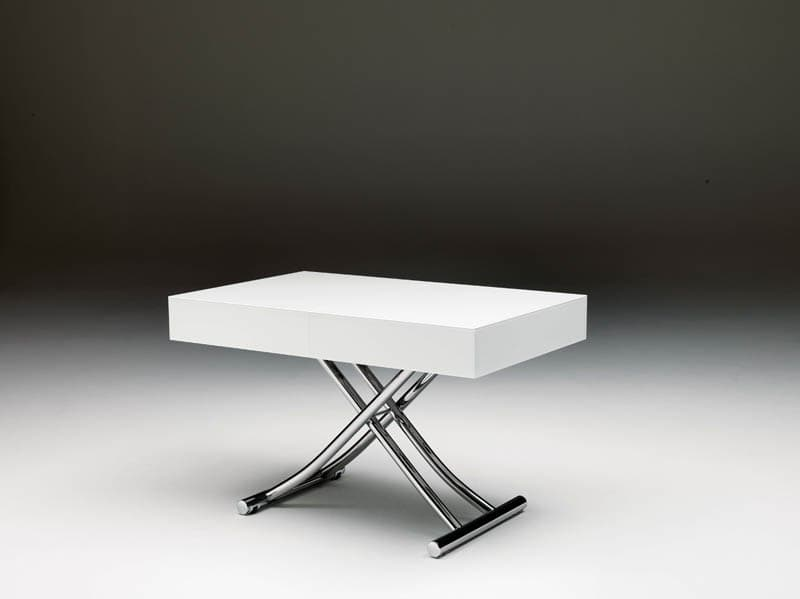 Tavolino trasformabile Box by Ozzio