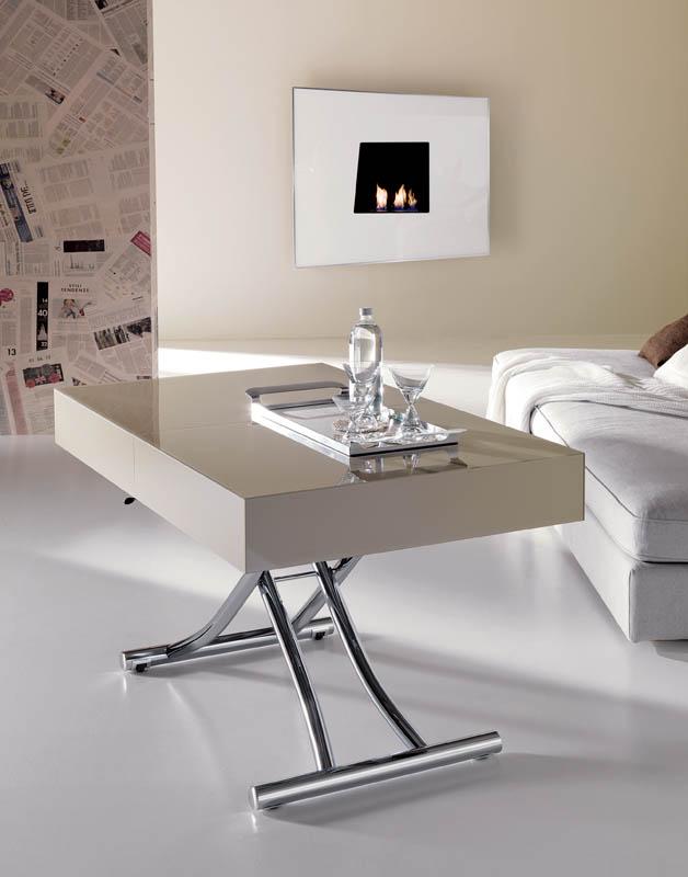 Tavolino trasformabile Ozzio Italia
