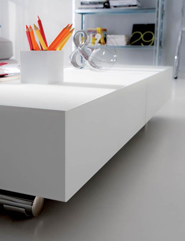 Tavolino trasformabile by Ozzio