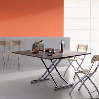 Tavolino Trasformabile Mondial – Ozzio Italia