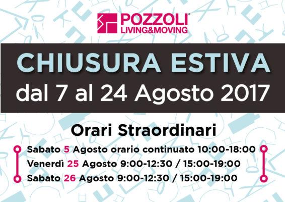 CHIUSURA ESTIVA 2017-01