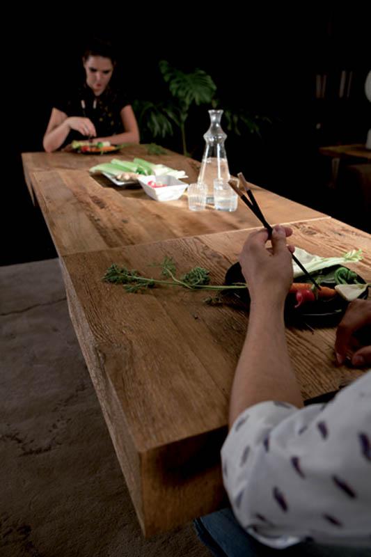 Ozzio tavolino trasformabile