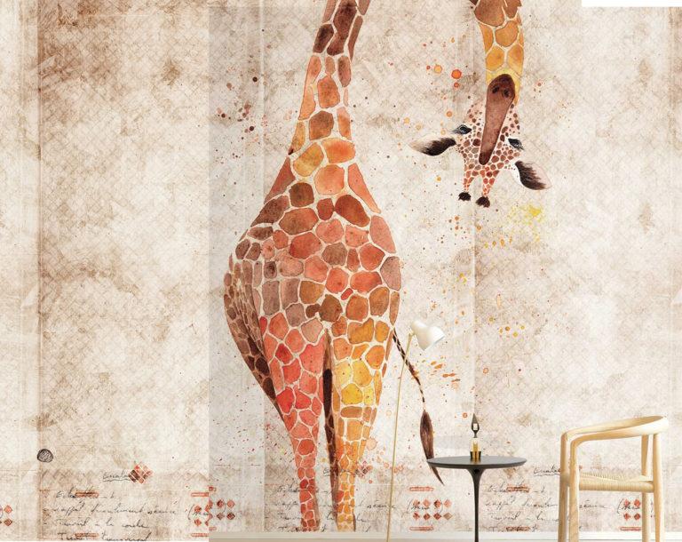 London Art Giraffa