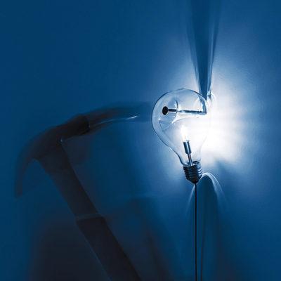 Lampada Edison's Nightmare – Davide Groppi