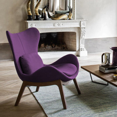 Poltrona Lazy Calligaris.Poltrona Lazy Calligaris Pozzoli Living Moving