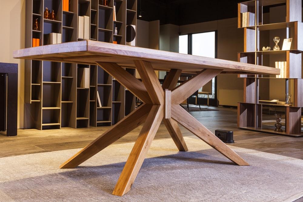 Tavolino legno Pozzoli