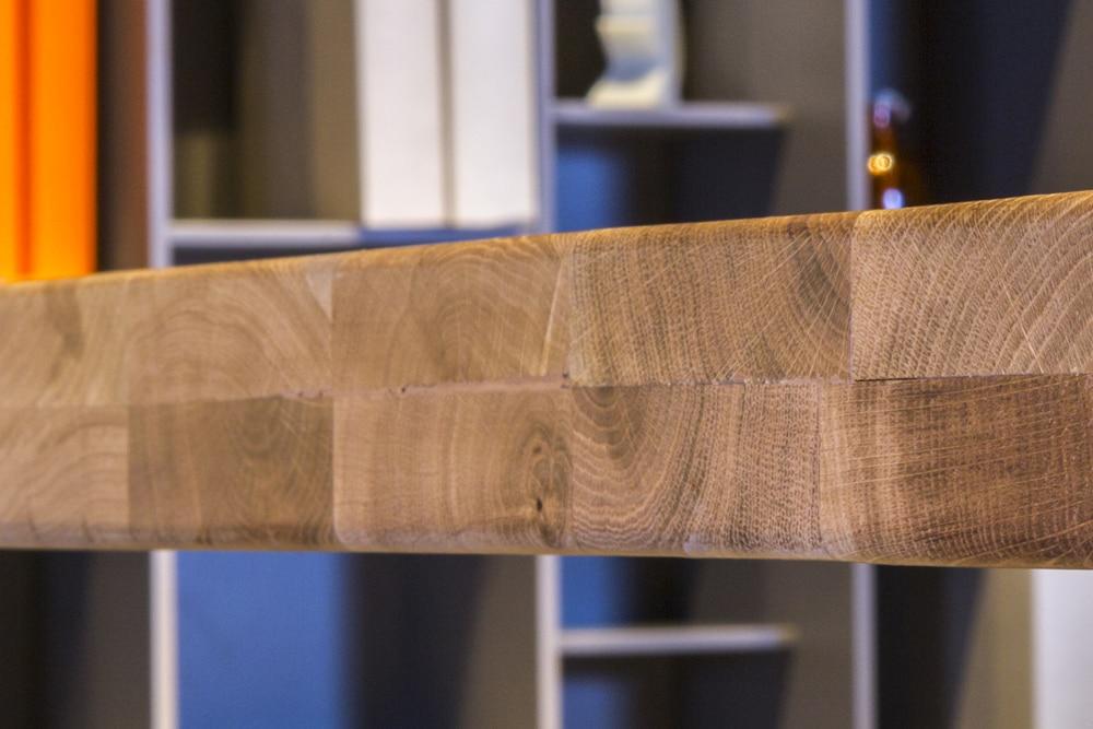 Tavolino in legno di Pozzoli