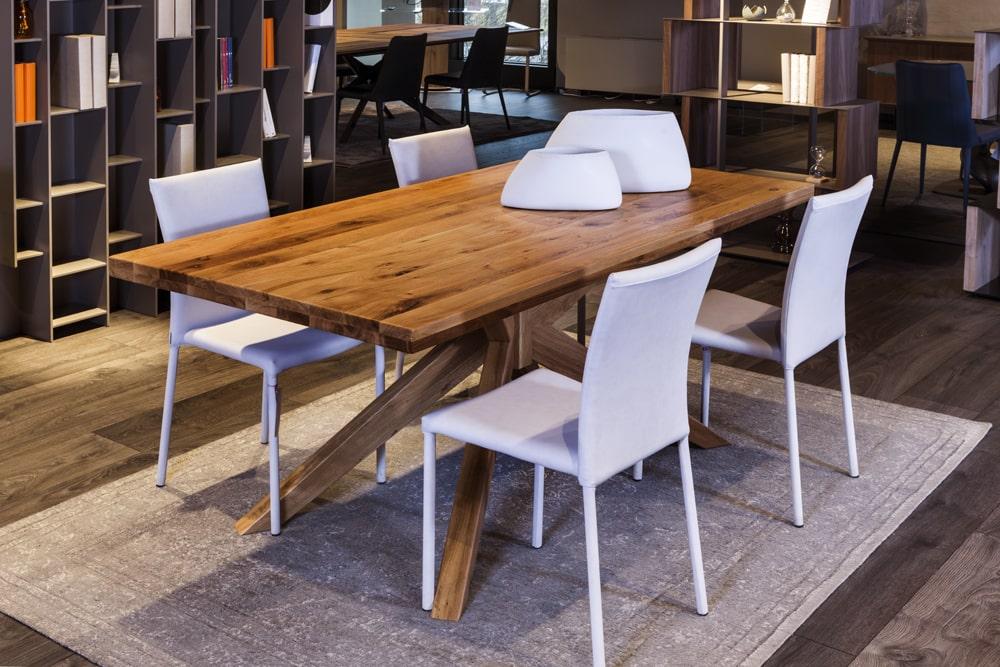 Tavolo in legno di Pozzoli