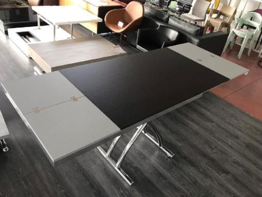 Tavolino Trasformabile Sumo Wengé