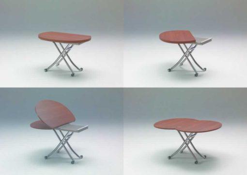 Tavolino Trasformabile Apple