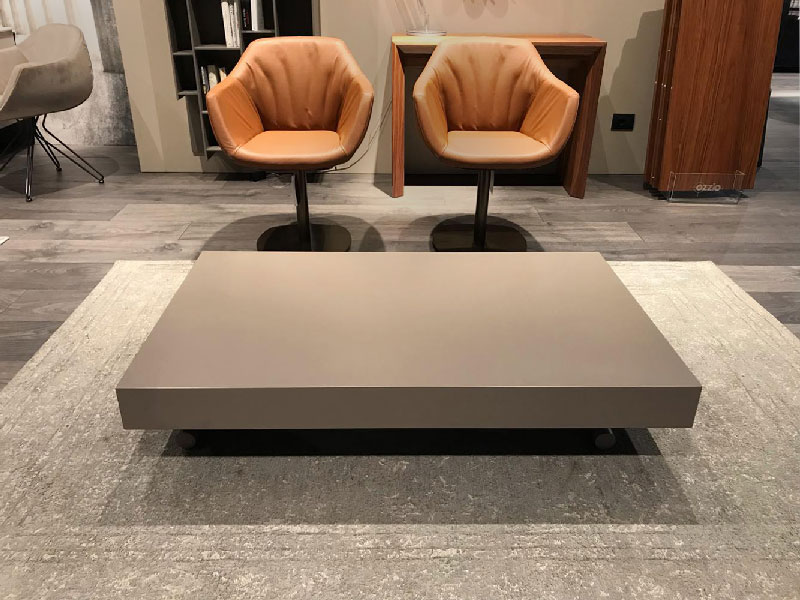 Tavolino Trasformabile Newood Tortora