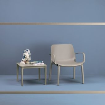 Poltroncina Ginevra Lounge – Scab Design