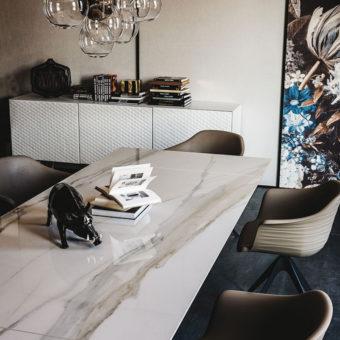 Tavolo Allungabile Premier Keramik Drive – Cattelan Italia