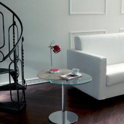 Tavolino Moderno Duplo