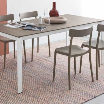 Sedia Impilabile Argo – Connubia by Calligaris