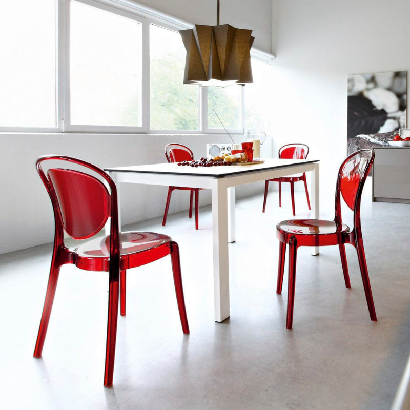 Sedia Impilabile Parisienne - Calligaris – Pozzoli Living & Moving