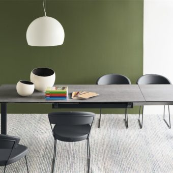 Sedia New York – Connubia by Calligaris