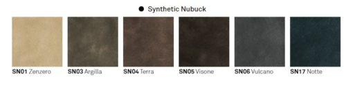 Colori Synthetic Nabuck