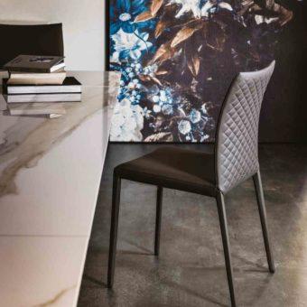 Sedia Norma Couture – Cattelan Italia