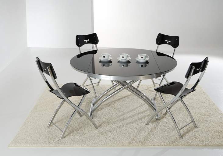 Tavolino Trasformabile Mirò – Ozzio Italia