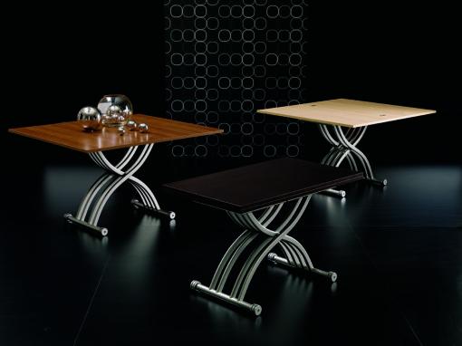 Tavolino Trasformabile Saliscendi